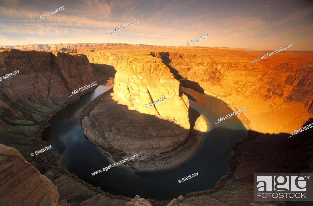 Stock Photo: USA, Arizona, Glen Canyon.