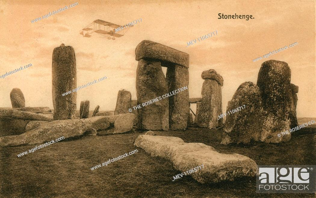 dating stonehenge