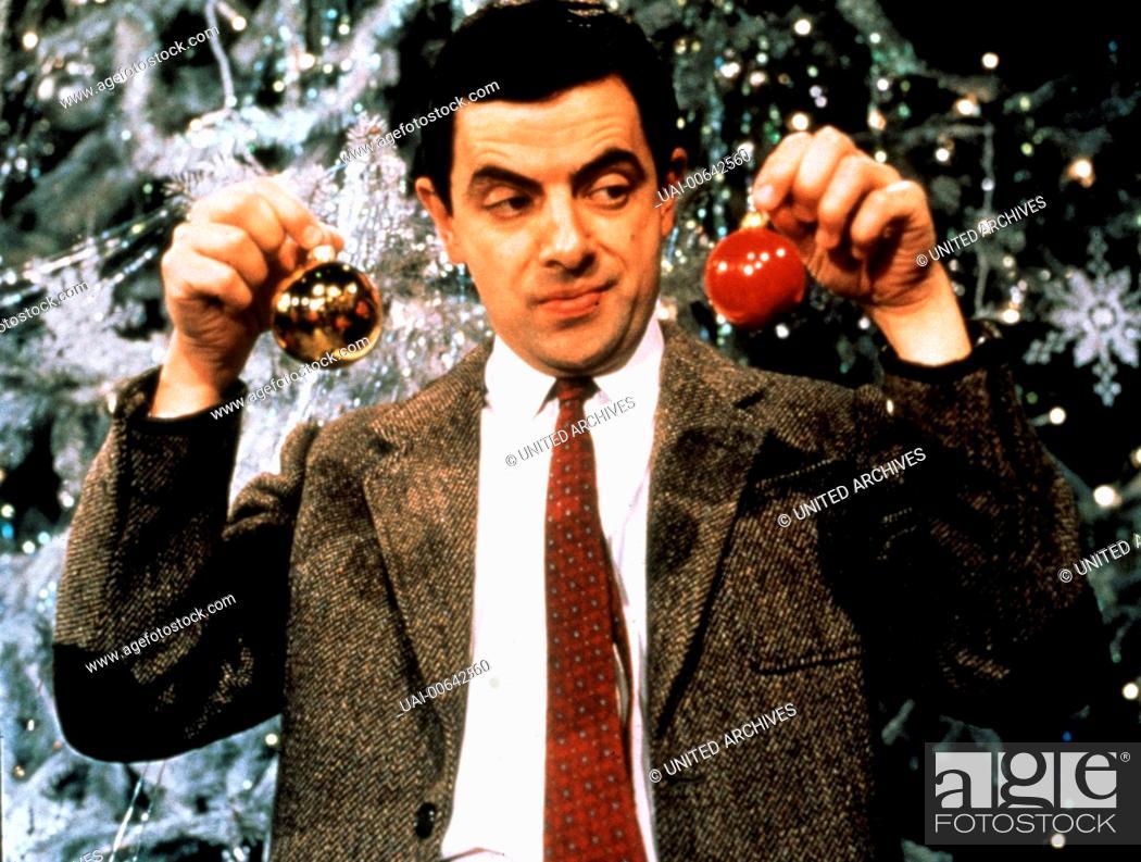 Mr Bean Frohe Weihnachten.Mr Bean Fröhliche Weihnachten Mr Bean Rowan Atkinson Aka
