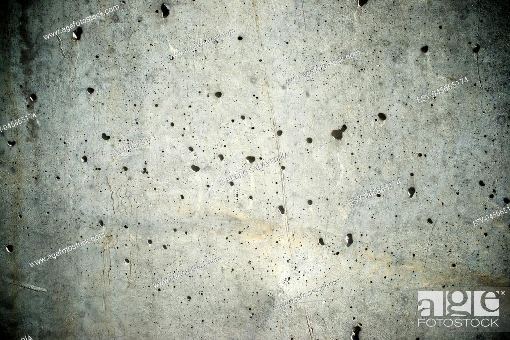 Stock Photo: Concrete background close up at high resolution.