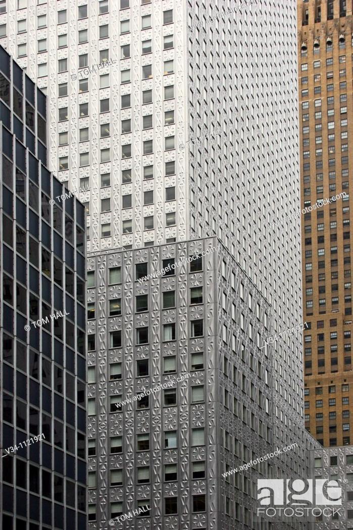 Stock Photo: Corporate Skies IIIV.