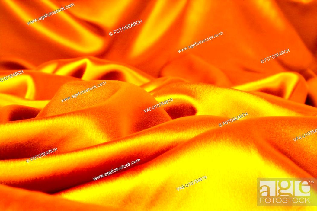 Stock Photo: delicate, silk, colored, brilliant, backgrounds, fabrics, background.