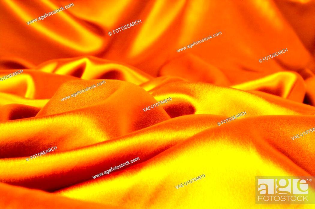 Stock Photo: delicate, silk, colored, brilliant, backgrounds, fabrics, background.