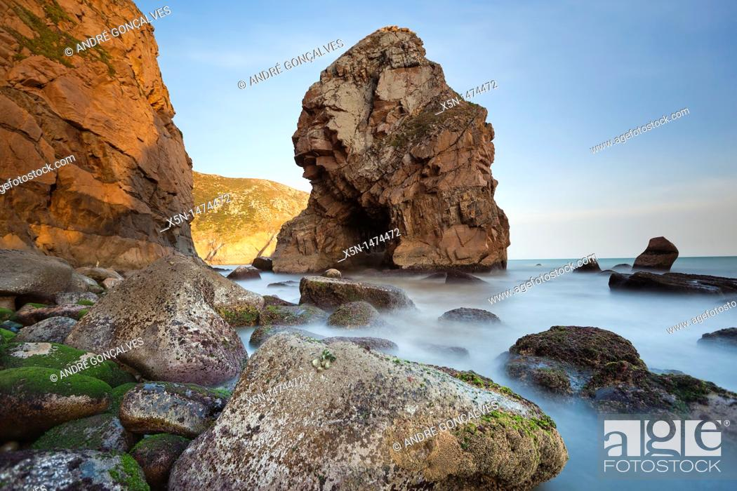 Stock Photo: Malhada do Ourical, Sintra, Portugal, Europe.