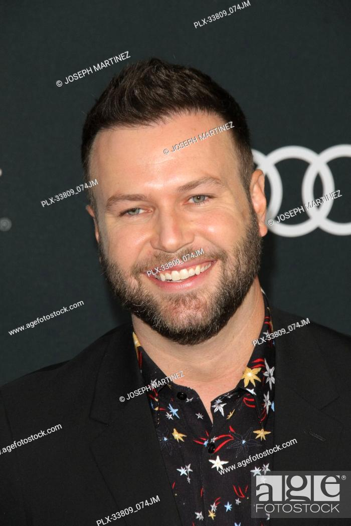 """Stock Photo: Taran Killam at The World Premiere of Marvel Studios' """"""""Avengers: Endgame"""""""" held at the Los Angeles Convention Center, Los Angeles, CA, April 22, 2019."""