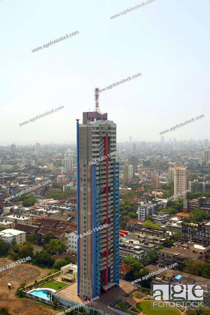 Stock Photo: High rise buildings, mumbai, Maharashtra, india, Asia.