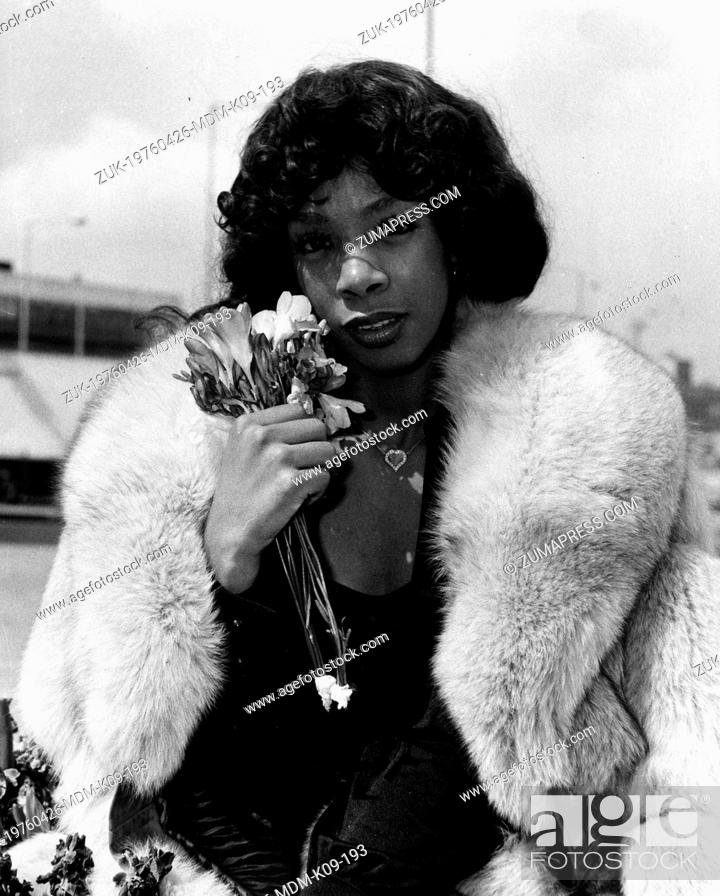 The Queen of Disco DONNA SUMMER died Thursday May 17, 2012
