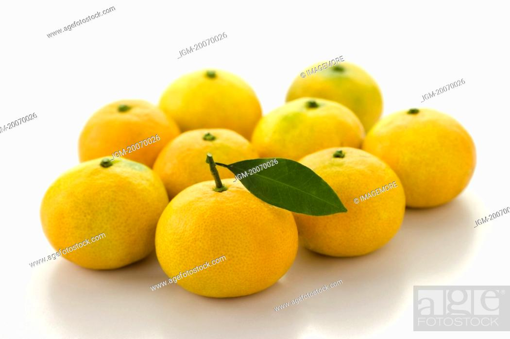 Stock Photo: Sugar Oranges.