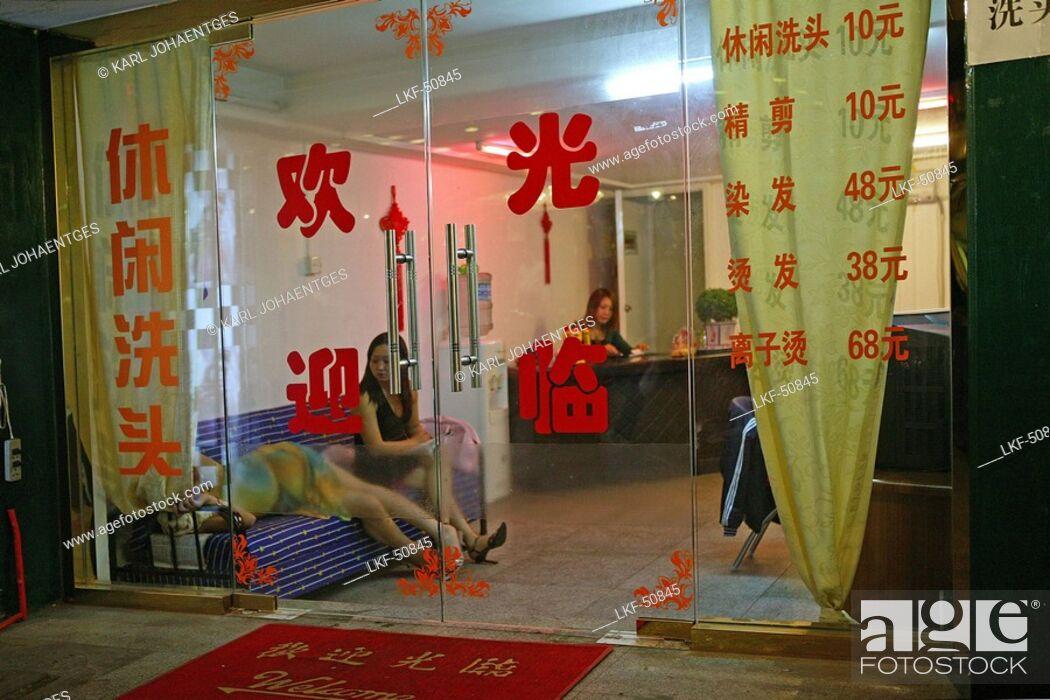 sex massage in Sjanghai Ebony lesbische Fun