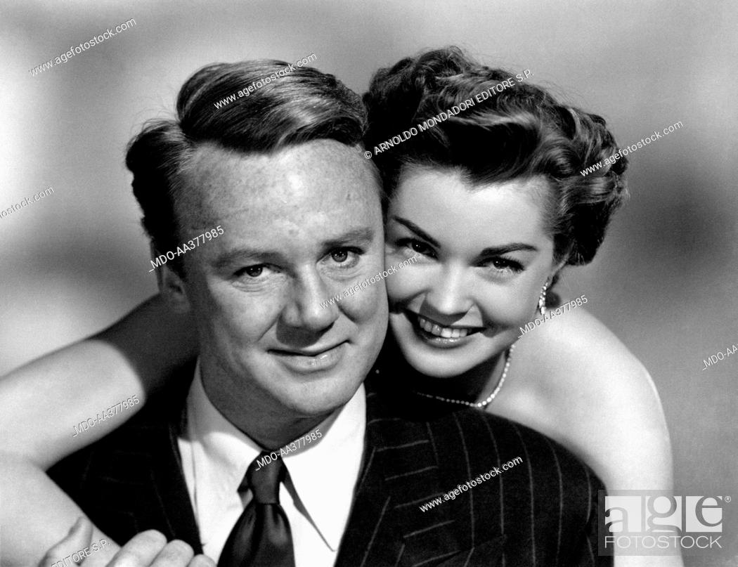 Van Johnson young