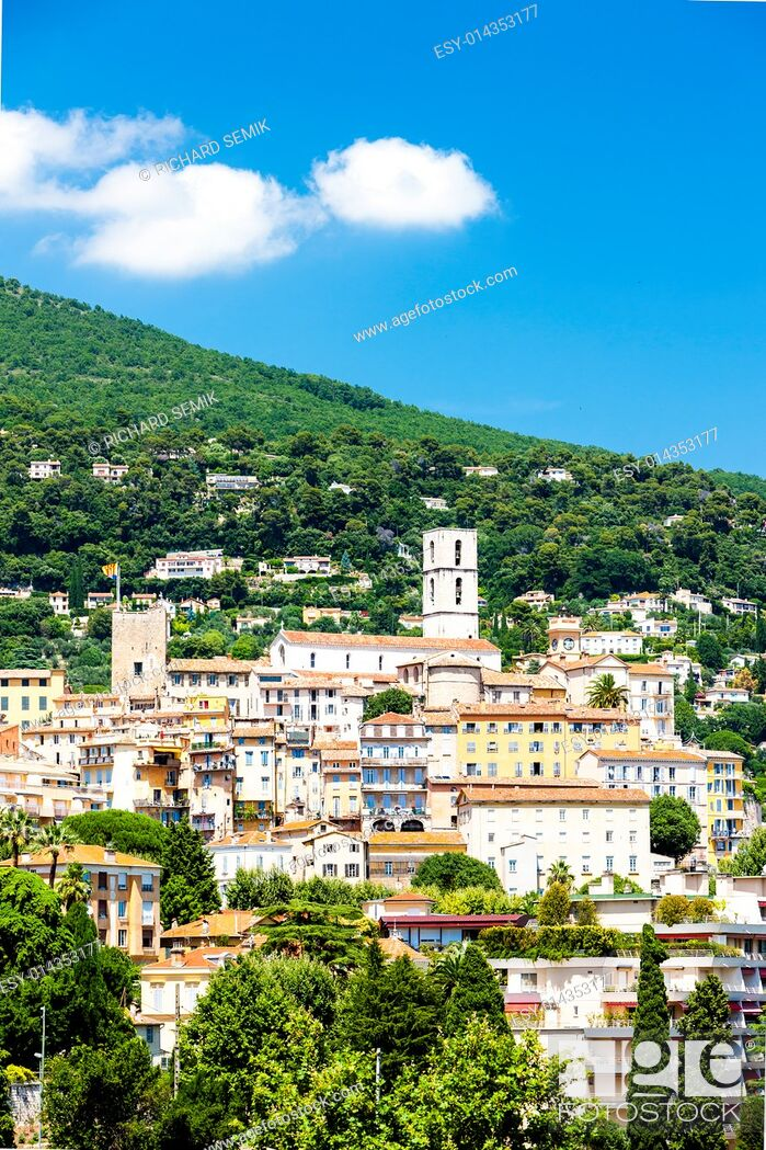 Stock Photo: Grasse, Provence, France.