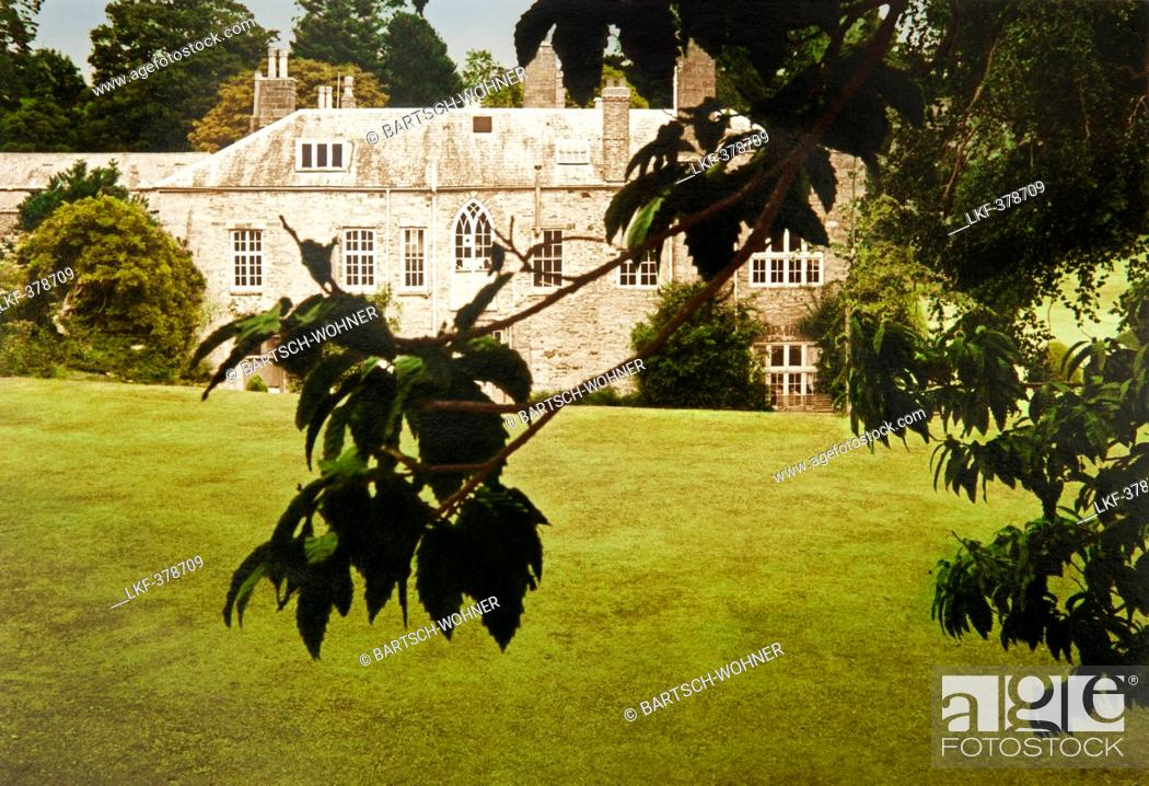 Peachy View Of Manor House Prideaux Place Padstow Devon Southern Download Free Architecture Designs Scobabritishbridgeorg