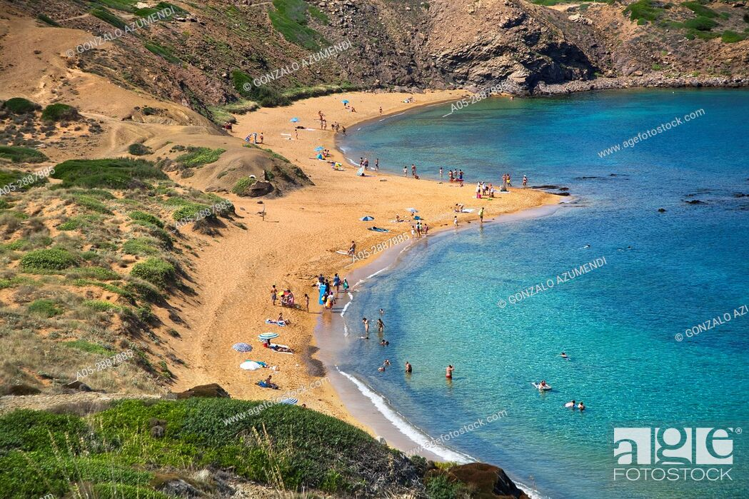 Imagen: Cavalleria Beaches. Menorca. Minorca. Islas Baleares. Balearic Islands. Spain.