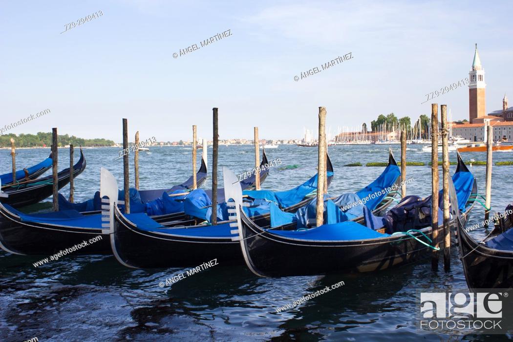 Imagen: Holidays in Venice, Italy, Europe.