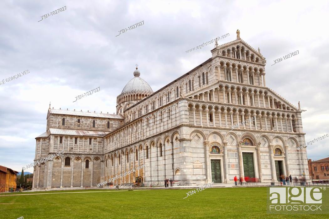 Stock Photo: Pisa, Tuscany, Italy.