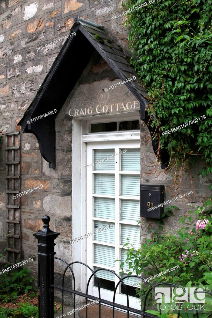 Imagen: Craig Cottage, Pitlochry, Perth and Kinross, Perthshire, Highlands, Scotland, United Kingdom / Craig Cottage, Pitlochry, Perth and Kinross, Perthshire.