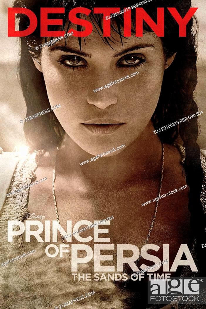 Release Date May 28 2010 Movie Title Prince Of Persia The Sands Of Time Studio Walt Disney Stock Photo Picture And Rights Managed Image Pic Zuj 20100319 Rbr G90 504 Agefotostock
