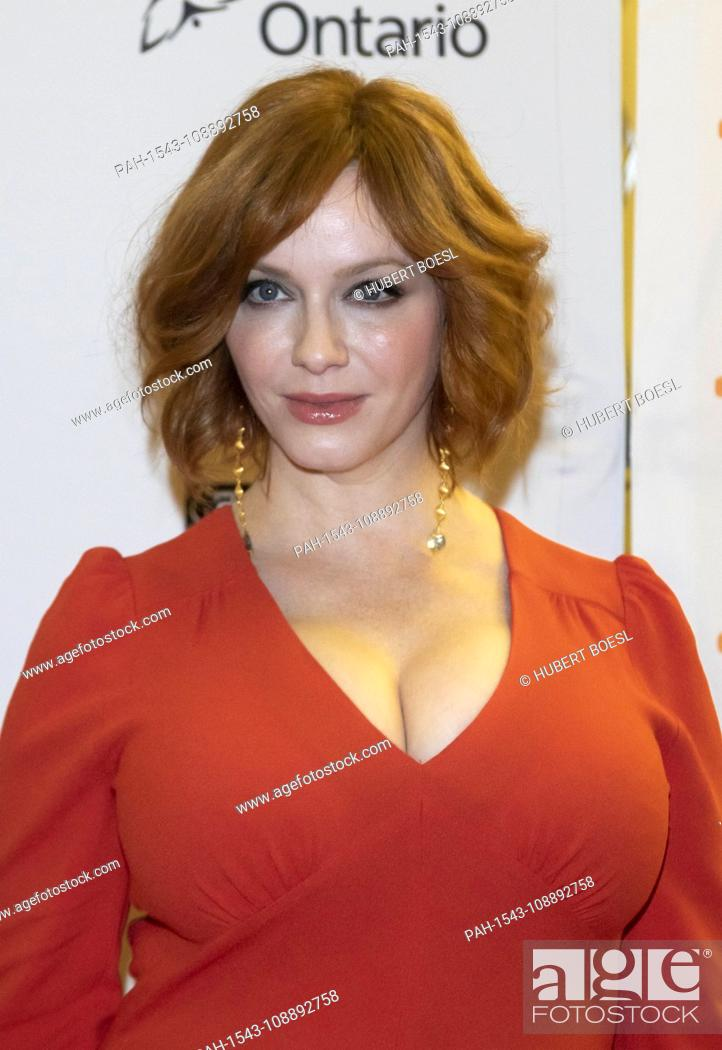 Christina Hendricks Attends The Premiere Of American Woman