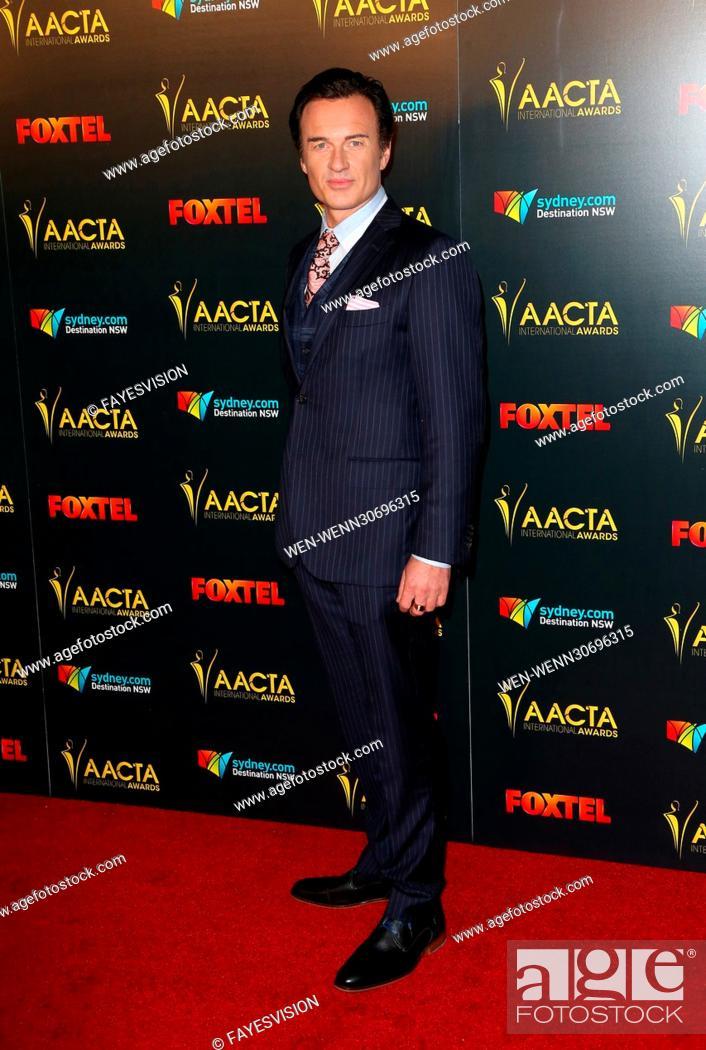 Aacta International Awards 2017 Held At The Avalon Hollywood