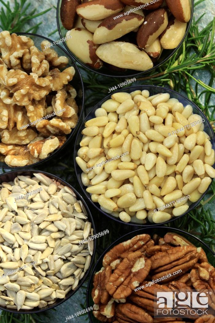 healthy, nutrition, nuts, pecan halves