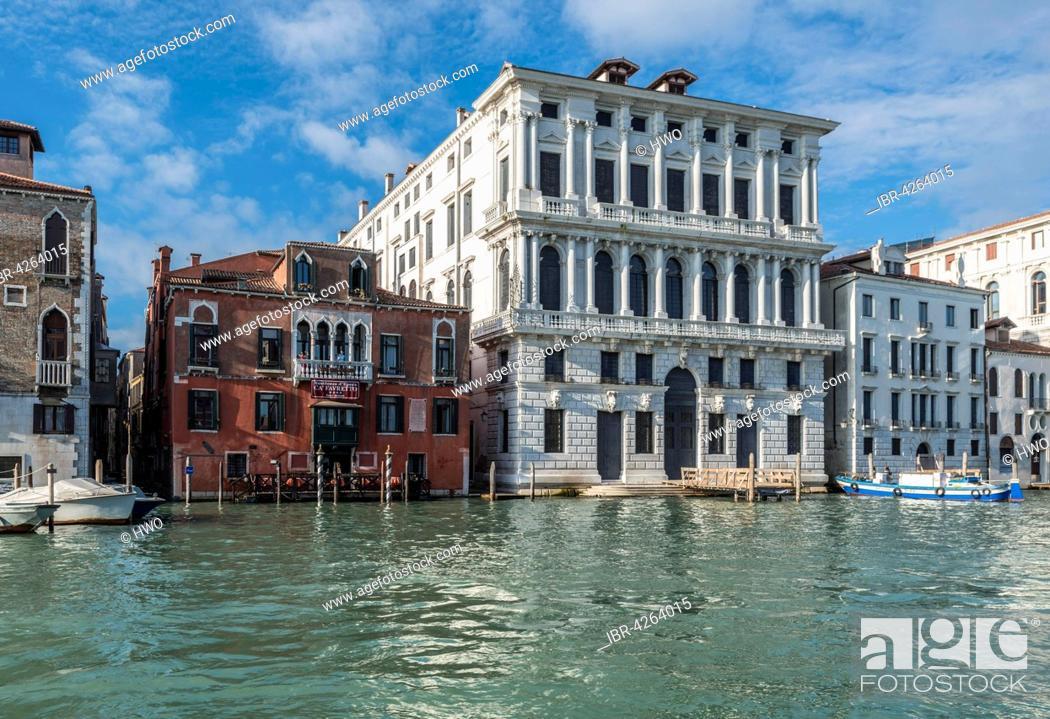 Ca Corner Della Regina.Palazzo Ca Corner Della Regina 1727 Palazzo Ca Favretto