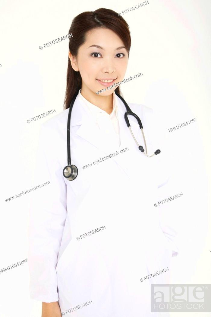 Stock Photo: Image of doctor.