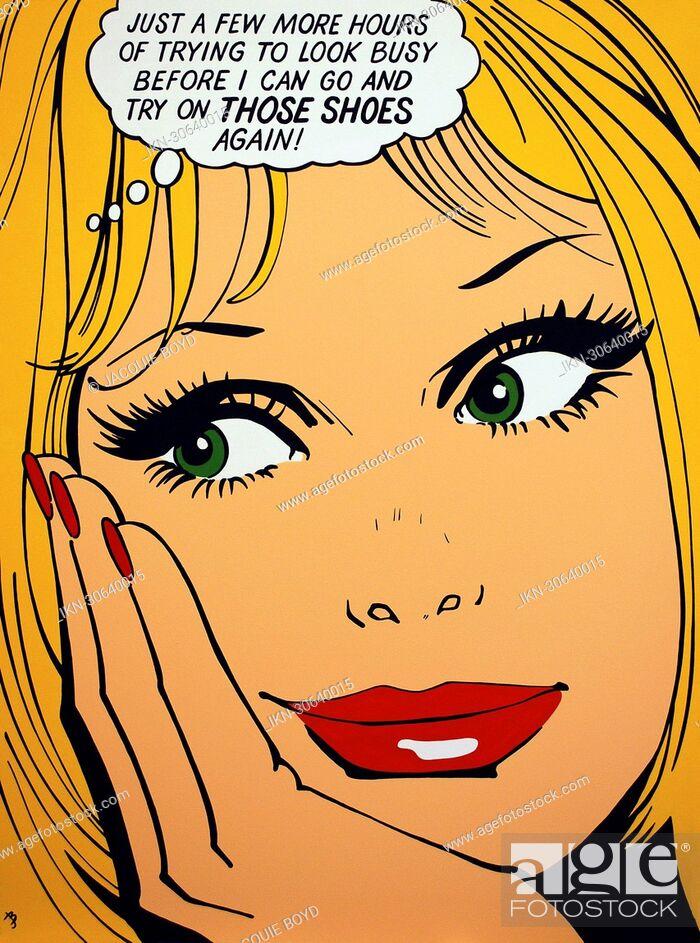 Imagen: Woman thinking.