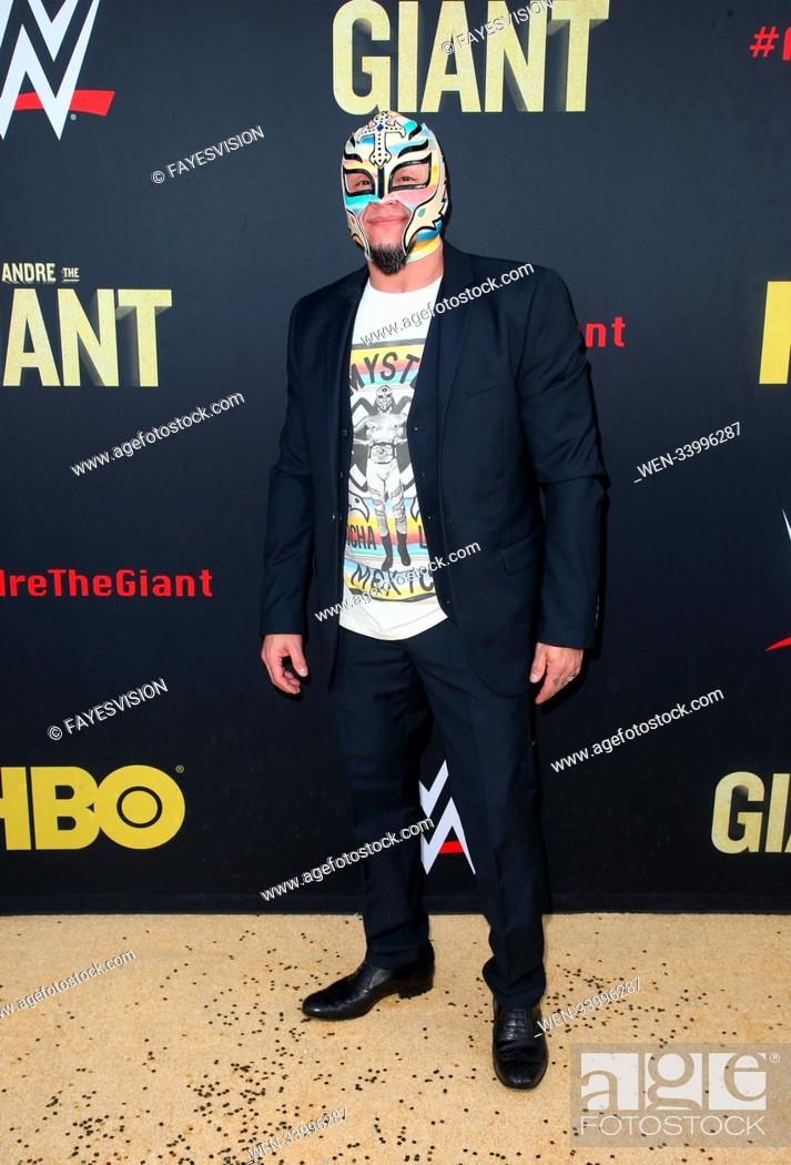 Los Angeles Premiere Of Hbos Andre The Giant Arrivals Featuring