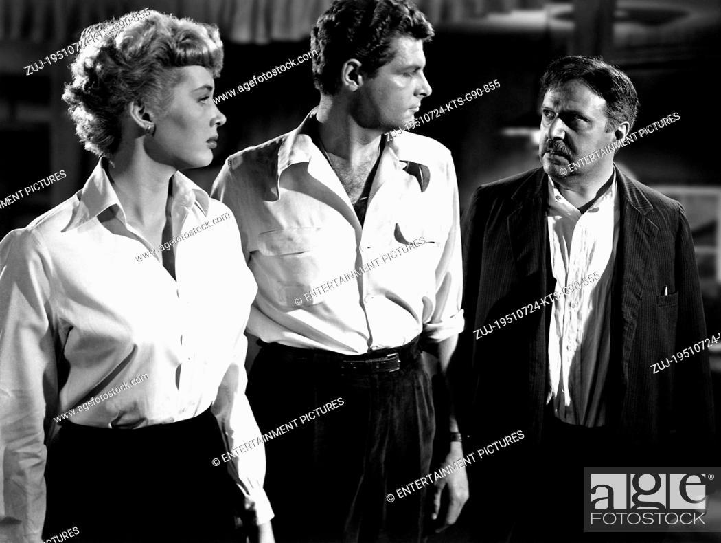Stock Photo: RELEASED: Jul 24, 1951 - Original Film TItle: Pickup. (Credit Image: © Entertainment Pictures/Entertainment Pictures/ZUMAPRESS.com).