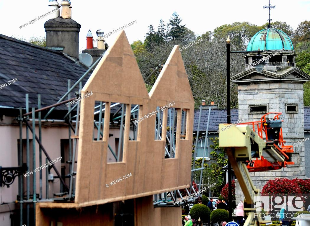 Stock Photo: Disney's Disenchanted, the sequel to 2007's Enchanted, starring Amy Adams and Patrick Dempsey, is set to be filmed in Enniskerry, County Wicklow, Ireland.