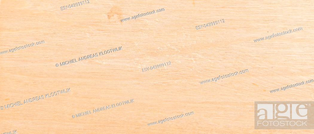 Stock Photo: Wood background - Wood from the tropical rainforest - Suriname - Fagara pentandra.