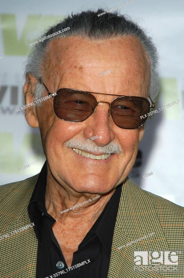 """Stock Photo: Stan Lee at The 2nd Annual """"""""Vibe Awards On UPN"""""""" - Arrivals held at the Barker Hangar in Santa Monica, CA. The event took place on Monday, November 15, 2004."""