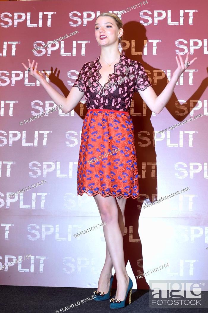 Taylor joy split anya BAFTA Nominee