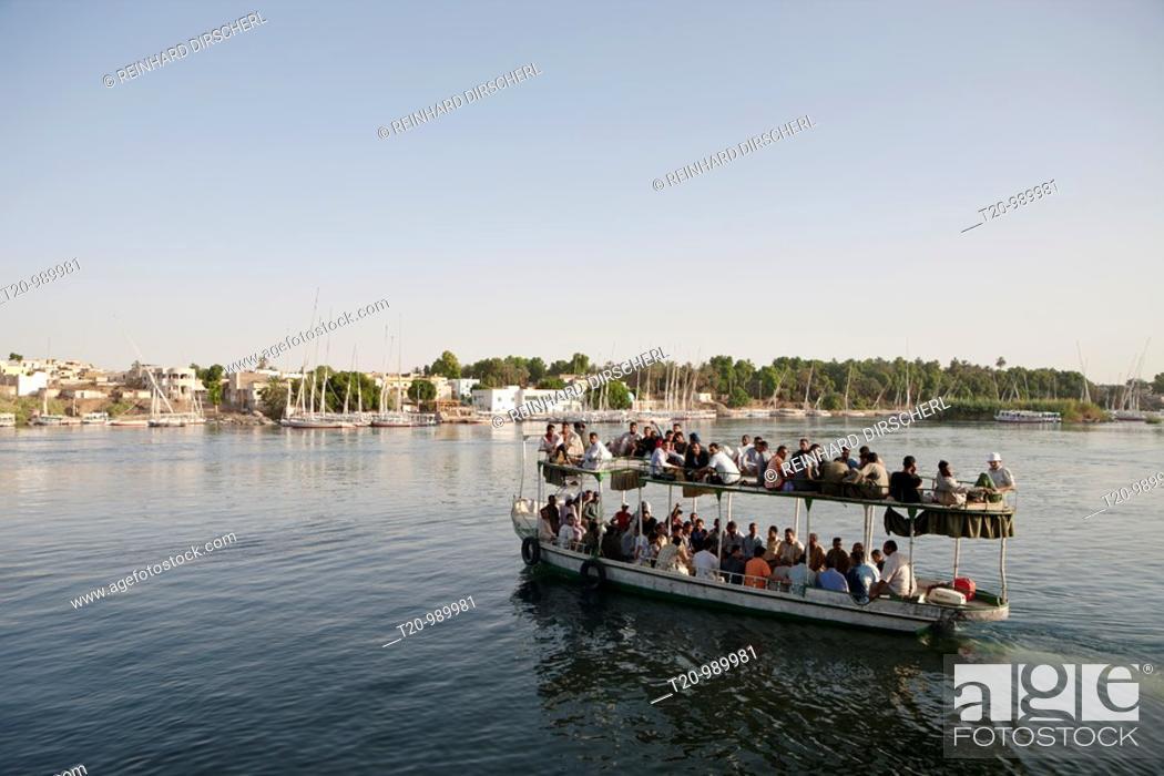 Imagen: Impressions of Aswan, Aswan, Egypt.