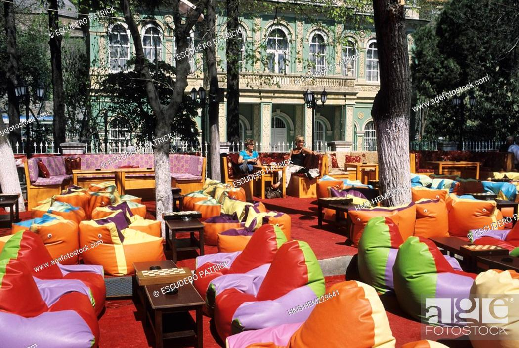 Istanbul Modern Art Cafe