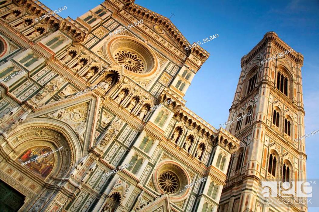 Imagen: The Basilica di Santa Maria del Fiore (Duomo).Florence, Tuscany region, Italy.