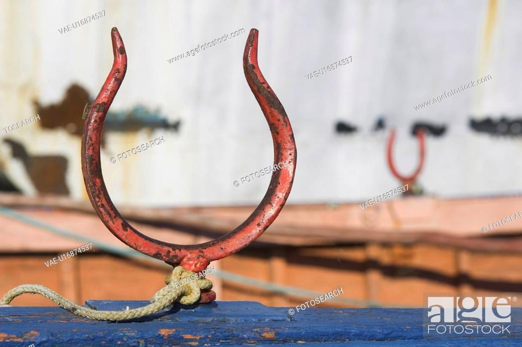 Stock Photo: Day, Rope.