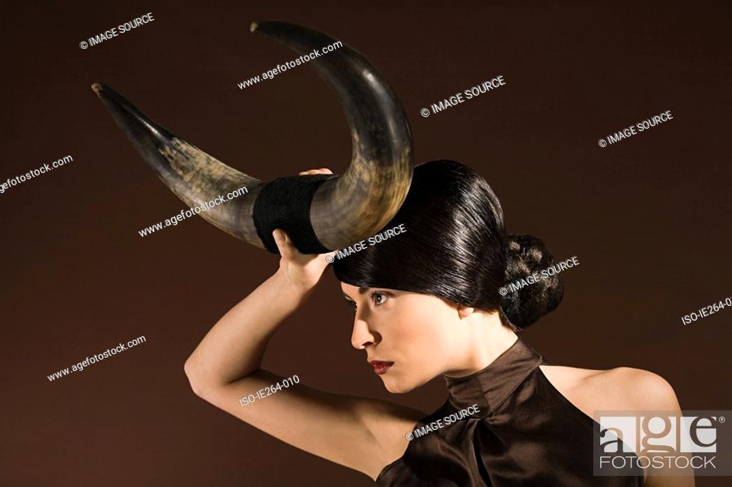 Stock Photo: Taurus.