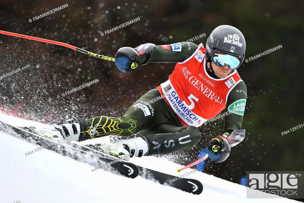 Tommy Ford Usa Action Alpine Skiing Men S Giant Slalom Kandahar Race In Garmisch Stock Photo Picture And Rights Managed Image Pic Pah 129151499 Agefotostock