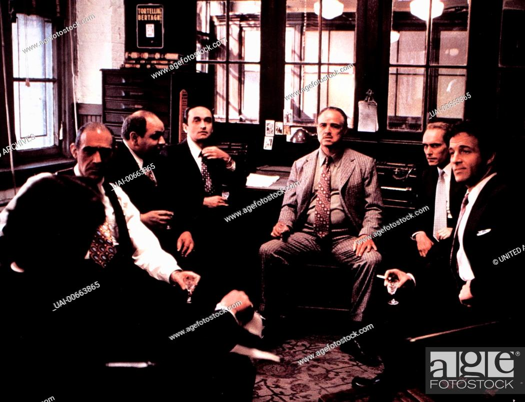 Der Pate The Godfather Usa 1972 Francis Ford Coppola