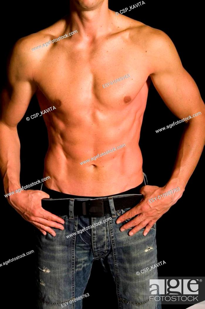 Perfect male body pictures
