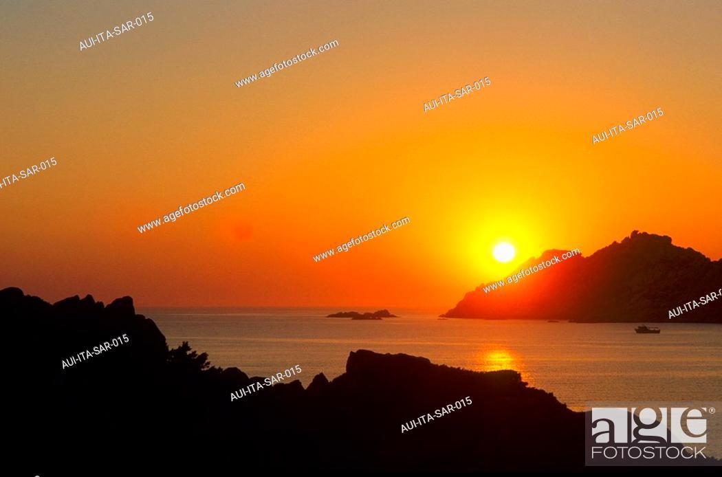 Stock Photo: Italy - Sardinia - North Region - Santa Teresa Di Gallura.