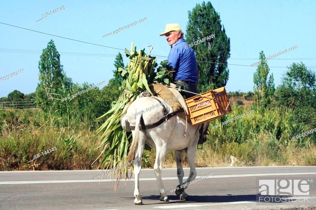 Stock Photo: Greece : Methoni.