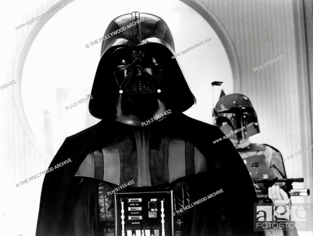 Stock Photo: David Prowse Star Wars Episode V: The Empire Strikes Back 1980.