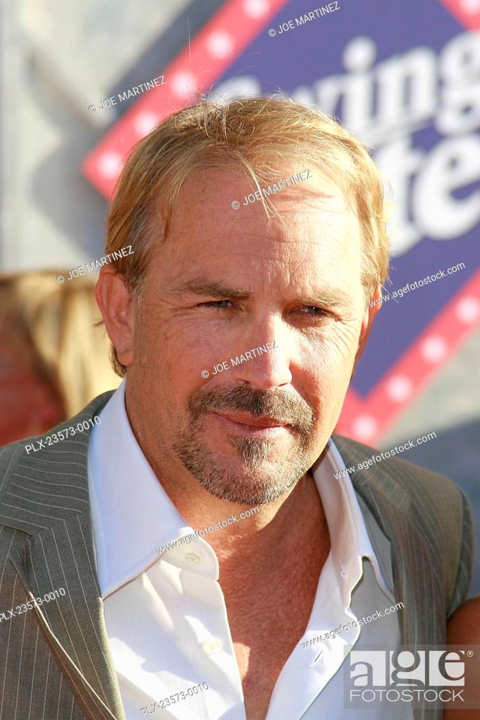 Stock Photo: Swing Vote Premiere Kevin Costner 7-24-2008 / El Capitan Theatre / Hollywood, CA / Touchstone Pictures / Photo by Joe Martinez.