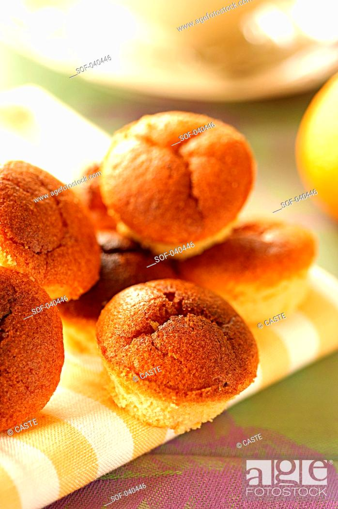 Stock Photo: orange buns.