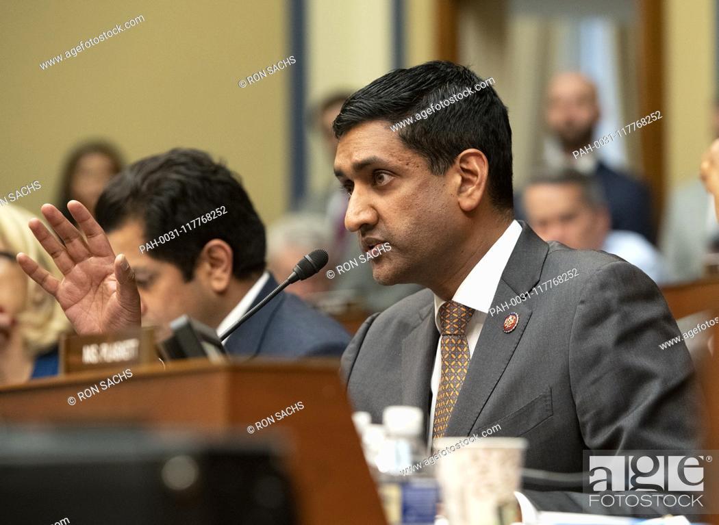 United States Representative Ro Khanna (Democrat of