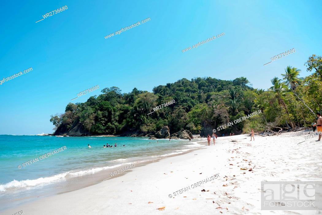 Costa Rica Puntarenas Quepos Manuel