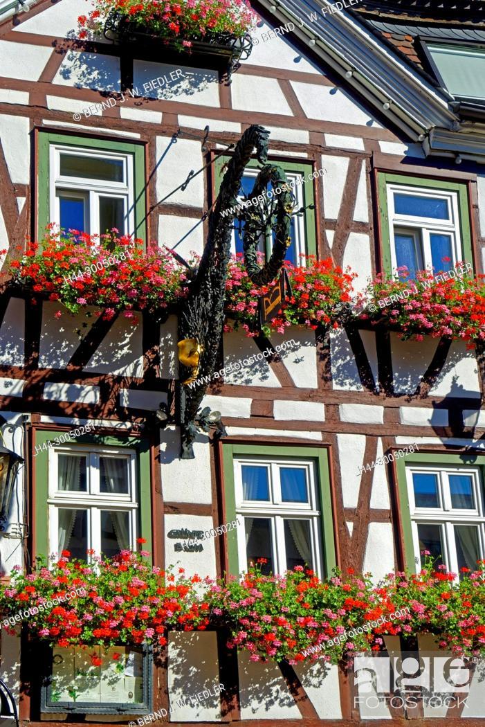 Imagen: Inn, to the green tree, Michel Stadt Deutschland.