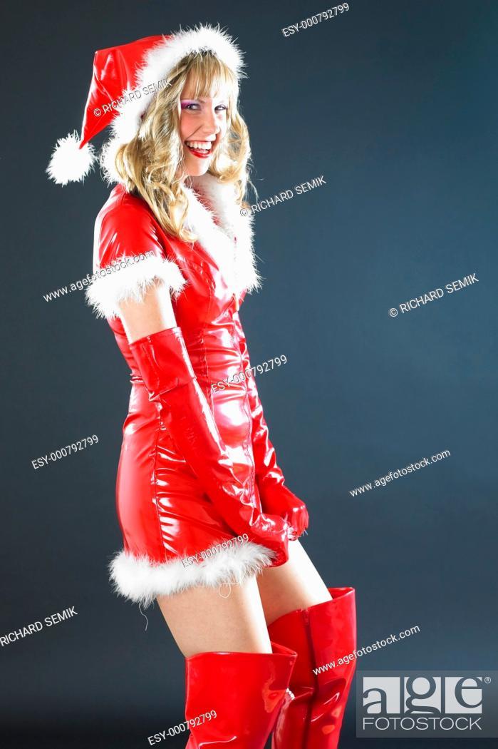 Stock Photo: Santa Claus.